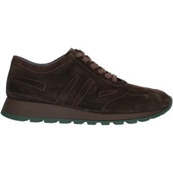 Schoenen Heren Lage sneakers Cristiano Gualtieri 403 Brown