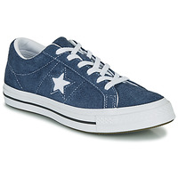 Schoenen Lage sneakers Converse ONE STAR OG Blauw