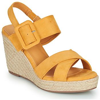 Schoenen Dames Sandalen / Open schoenen Xti TED Geel