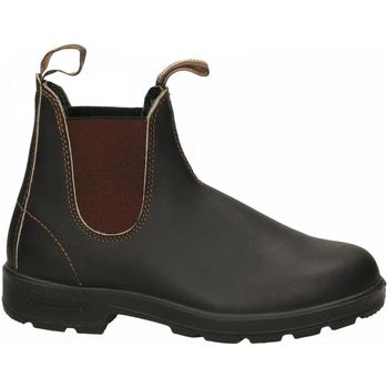 Schoenen Dames Laarzen Blundstone 500 EL SIDE BOOT 0500-brown
