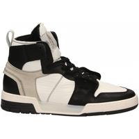 Schoenen Heren Hoge sneakers Lemaré HI-MAN JON nero