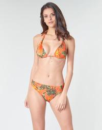 Textiel Dames Bikinibroekjes- en tops Banana Moon NIKO BANANAS Oranje