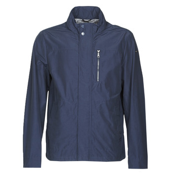 Textiel Heren Wind jackets Geox VINCIT SHORT JACKET Marine
