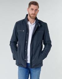 Textiel Heren Wind jackets Geox RENNY FIELD JKT Marine
