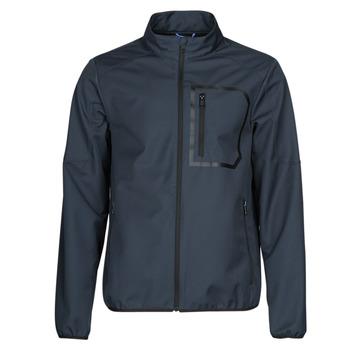 Textiel Heren Wind jackets Geox OTTAYA JKT Marine / Zwart