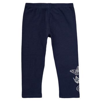 Textiel Meisjes Leggings Desigual PLATON Marine