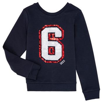 Textiel Meisjes Sweaters / Sweatshirts Ikks NABIL Marine