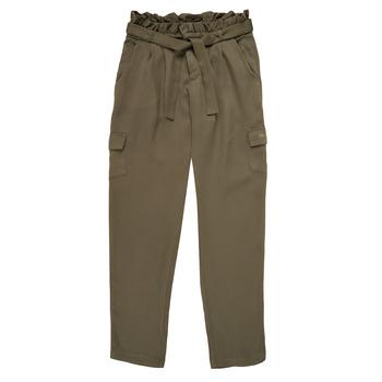 Textiel Meisjes Losse broeken / Harembroeken Ikks ELIE Kaki