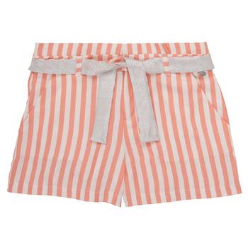 Textiel Meisjes Korte broeken / Bermuda's Ikks BADISSIO Oranje