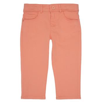 Textiel Meisjes 5 zakken broeken Ikks CARLOTTA Oranje