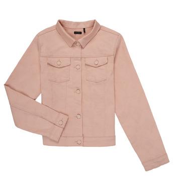 Textiel Meisjes Jasjes / Blazers Ikks SARA Oranje