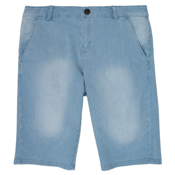 Textiel Jongens Korte broeken / Bermuda's Ikks POTALIE Blauw
