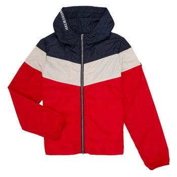 Textiel Jongens Wind jackets Ikks FRED Multicolour