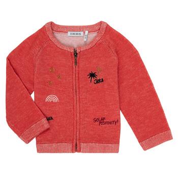 Textiel Meisjes Vesten / Cardigans Ikks VALERIE Oranje