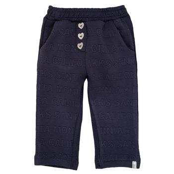 Textiel Meisjes Leggings Ikks EMIL Marine
