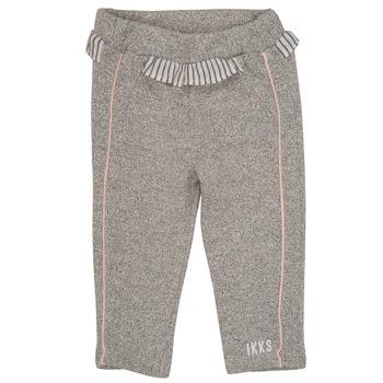 Textiel Meisjes Leggings Ikks PATRICE Grijs