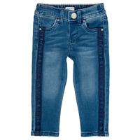 Textiel Meisjes Skinny jeans Ikks LUISIN Blauw