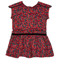 Textiel Meisjes Korte jurken Ikks MAGGIE Grijs / Rood