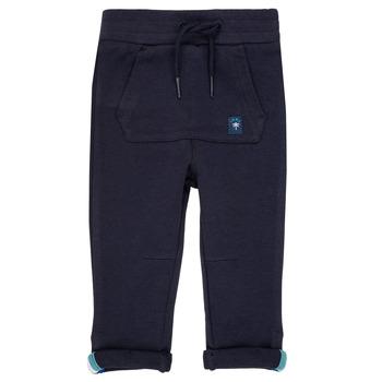 Textiel Jongens Trainingsbroeken Ikks LIVALI Marine