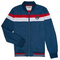 Textiel Jongens Wind jackets Kaporal EARVI Marine