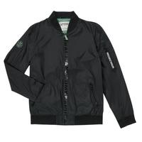Textiel Jongens Wind jackets Kaporal ELMO Zwart