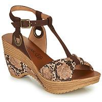 Schoenen Dames Sandalen / Open schoenen Chattawak JENNY Slang