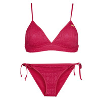 Textiel Dames Bikini Roxy SWEET WILDNESS Bordeau