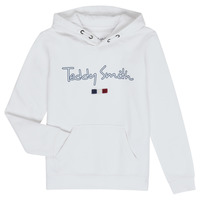Textiel Jongens Sweaters / Sweatshirts Teddy Smith SEVEN Wit