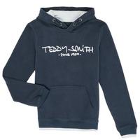 Textiel Jongens Sweaters / Sweatshirts Teddy Smith SICLASS Blauw