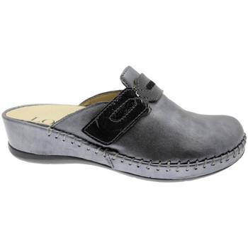 Schoenen Dames Klompen Calzaturificio Loren LOM2803gr grigio