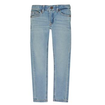 Textiel Jongens Skinny jeans Tommy Hilfiger SIMON Blauw