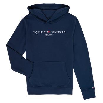 Textiel Jongens Sweaters / Sweatshirts Tommy Hilfiger KB0KB05673 Marine