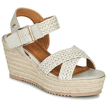 Schoenen Dames Sandalen / Open schoenen Refresh LILIOU Beige