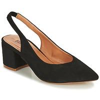 Schoenen Dames pumps Refresh MINA Zwart