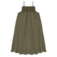 Textiel Meisjes Korte jurken Le Temps des Cerises BIJA Kaki
