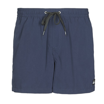 Textiel Heren Zwembroeken/ Zwemshorts Quiksilver EVERYDAY VOLLEY Marine