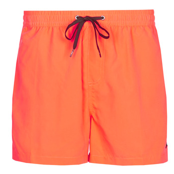 Textiel Heren Zwembroeken/ Zwemshorts Quiksilver EVERYDAY VOLLEY Koraal