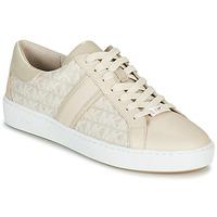 Schoenen Dames Lage sneakers MICHAEL Michael Kors KEATON STRIPE Beige