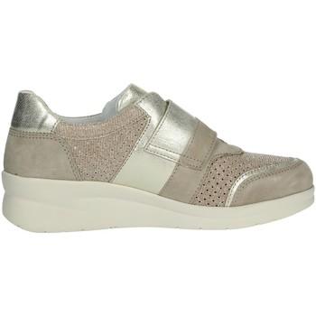 Schoenen Dames Hoge sneakers Riposella 75372 Beige