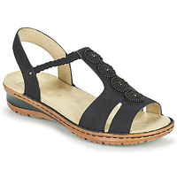 Schoenen Dames Sandalen / Open schoenen Ara HAWAII Zwart