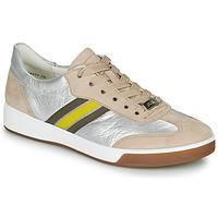 Schoenen Dames Lage sneakers Ara ROM-HIGHSOFT Zilver / Beige / Geel