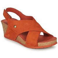 Schoenen Dames Sandalen / Open schoenen Panama Jack VALESKA Bruin