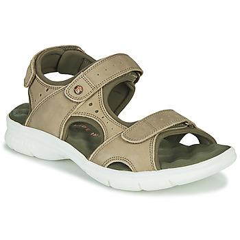 Schoenen Heren Sandalen / Open schoenen Panama Jack SALTON Groen