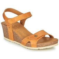 Schoenen Dames Sandalen / Open schoenen Panama Jack JULIA Geel