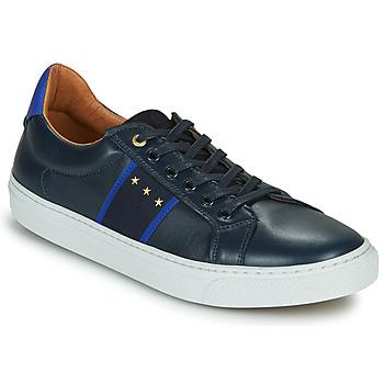 Schoenen Heren Lage sneakers Pantofola d'Oro ZELO UOMO LOW Blauw