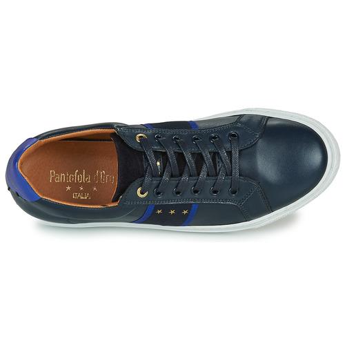 Schoenen KJKHGDsdgjdiJKJHM  Pantofola d\'Oro ZELO UOMO LOW Blauw
