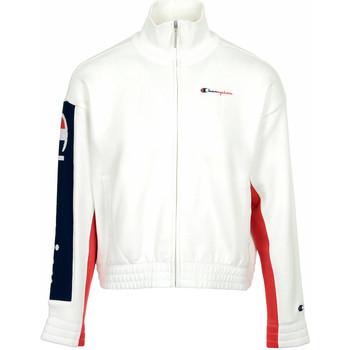 Textiel Dames Trainings jassen Champion Full Zip Sweatshirt Wn's Wit
