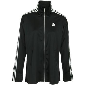 Textiel Dames Trainings jassen adidas Originals Track Top Wn's Zwart