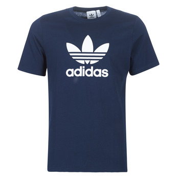 Textiel Heren T-shirts korte mouwen adidas Originals ED4715 Marine