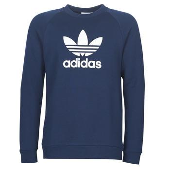 Textiel Heren T-shirts met lange mouwen adidas Originals ED5948 Marine